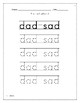 AD WORD FAMILY ACTIVITES