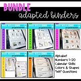 ADAPTED BINDER BUNDLE