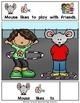 ADAPTED BOOK-School Recess (PreK-2/SPED/ELL)