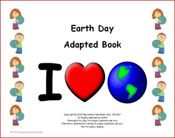 EARTH DAY: AN INTERACTIVE BOOK