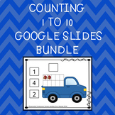 ADAPTED BOOK GOOGLE SLIDES MATH BUNDLE