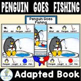 ADAPTED BOOK- Penguin Colors [PreK-2-ELL-SPED)