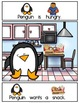 ADAPTED BOOK- Penguin Eats (PreK-2-ELL-SPED)