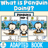 ADAPTED BOOK- Penguin Winter Sports (PreK-2-ELL-SPED)
