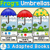 Interactive Adapted Book SET-SPRING Frogs