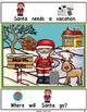 ADAPTED BOOK-Santa Vacation (PreK-2/SPED)