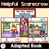ADAPTED BOOK-Fall/Scarecrow (PreK-SPED-ELL)