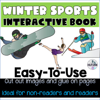 INTERACTIVE BOOK: WINTER SPORTS
