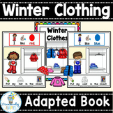 ADAPTED BOOK- Winter Clothes Colors [PreK-2-ELL-SPED)