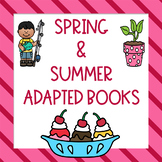 ADAPTED BOOKS SPRING & SUMMER