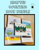 ADAPTED Non-Seasonal Counting 1-10 Books Bundle