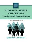 ADAPTIVE BEHAVIOR SCREENING FOR MIDDLE & HIGH SCHOOL- BILINGUAL SPANISH/ENGLISH