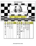 ADD Code Words Mnemonic (English)
