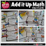 Add-It-Up Math (CLIP-A-CARD)