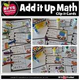 Add-It-Up Math (CLIP-A-CARD)