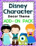 ADD ON Disney Decor Pack