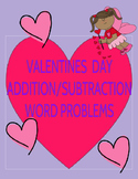 ADD/SUBTRACT Word Problems with Double Digits