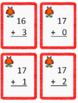 ADDING 2 DIGIT AND 1 DIGIT TASK CARDS (NO REGROUPING)