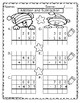 ADDITION AND SUBTRACTION  WORKSHEETS (ON A GRID)