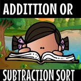 ADDITION AND SUBTRACTION.(freebie)