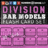 DIVISION BAR MODEL FLASH CARDS
