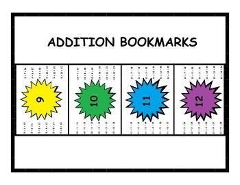 ADDITION BOOKMARKS