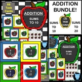 ADDITION BUNDLE! - TWO ADDITION PACKETS IN ONE! - SUMS TO