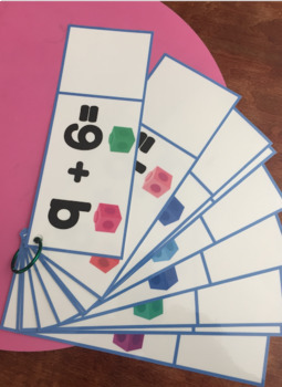 ADDITION FLIP CARDS within 20