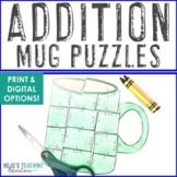 ADDITION Hot Chocolate Mug Math | Polar Express Math Games
