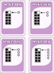 ADDITION STRATEGY PLAYING CARDS