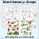 ADDITION & SUBTRACTION - Games for Fluency! (Freebie in th