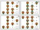 ADDITION & SUBTRACTION Math Logic Puzzle Task Cards GINGERBREAD EMOJIS