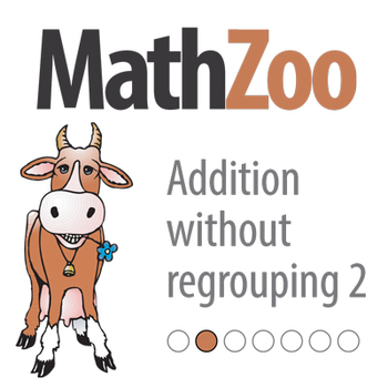 ADDITION WITHOUT REGROUPING 2: Single Digit Column Addition