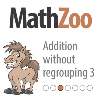 ADDITION WITHOUT REGROUPING 3: Completing to 10