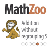 ADDITION WITHOUT REGROUPING 5: Double digit column addition