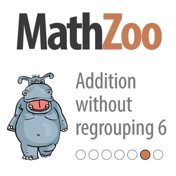 ADDITION WITHOUT REGROUPING 6: Layout & Solve Double Digit Addition