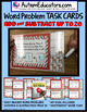 ADDITION and SUBTRACTION Word Problems Up to 20 CHRISTMAS