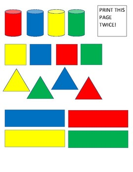 ADHD/AUTISM FOLLOWING DIRECTIONS TASK CARDS/EXERCISES