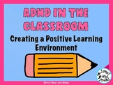 ADHD Informative Package/Presentation