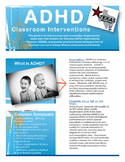 ADHD Interventions for the Classroom