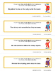 ADJECTIVES and NOUNS | TASK CARDS | BB POSTERS | ♥ SCOOT | Gr. 3-4-5