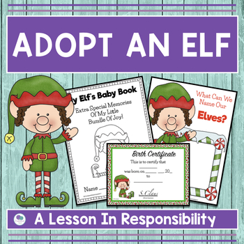 ELF ACTIVITIES ADOPT AN ELF