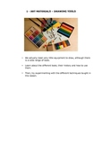 ADVANCED ART BOOK - 50 LESSONS