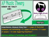 ADVANCED MUSIC THEORY Complete Topic INTERVALS