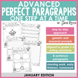 ADVANCED Perfect Paragraphs: January Edition