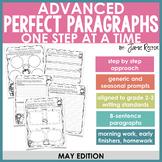 ADVANCED Perfect Paragraphs: May Edition