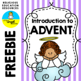 ** INTRO TO ADVENT ** ~ LIGHT THE ADVENT CANDLE ~ ADVENT A