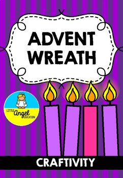 ADVENT WREATH CRAFTIVITY