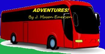 ADVENTURES! (20 FUN PRINTABLE ACTIVITIES, COMMON CORE, 54 PP)