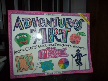 ADVENTURES IN ART   ISBN 1-885593=13-9